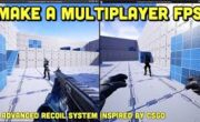 67% Off Unreal Engine 4: Make a Multiplayer First Person Shooter!