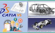 80% Off Catia V5 Beginner and Advanced - Automotive and Industrial
