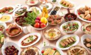 67% Off Lebanese and Mediterranean cuisine, savory & desserts (2in1)
